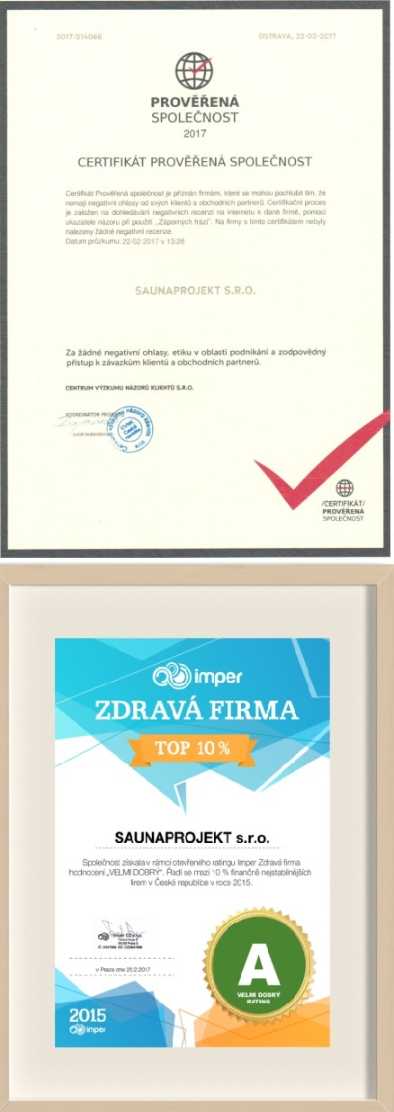 Certifikáty